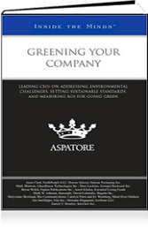 Greening Your Company
